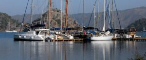 Sailing Yacht Charter in Turkey