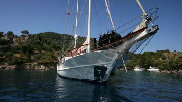 Yacht for Sale in Turkey